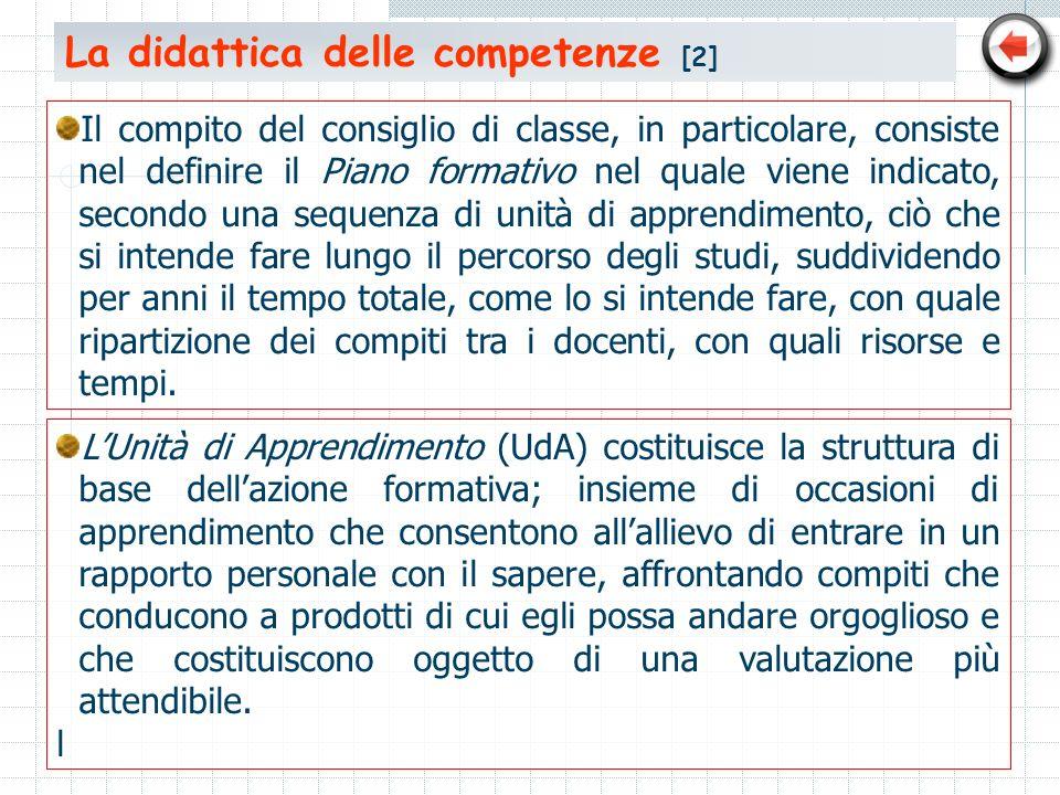 La didattica delle competenze [2]